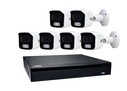 POE Plug And Play Kit 6 5MP camera + NVR