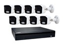 POE Plug And Play Kit 8 2MP camera + NVR