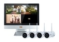 WiFi Plug And Play Kit 4 2MP camera + WiFi NVR