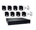 POE Plug And Play Kit 8 5MP camera + NVR