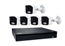 POE Plug And Play Kit 5 5MP camera + NVR